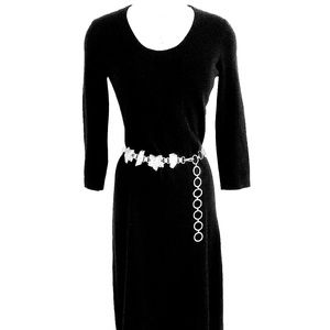 Neiman Marcus  100% Cashmere Kint  Dress